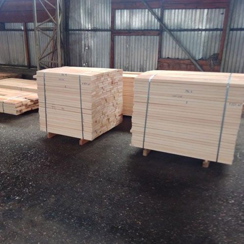 beech slightly steamed square edged lumber 4